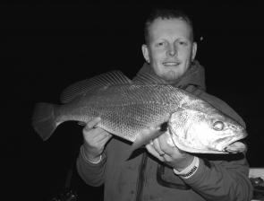 Over the coming months mulloway become a huge focus for anglers in the Yarra River and around the