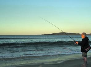 This is a great time of year to hit the local beaches. Bream, whiting, flathead and tailor are all on the cards.