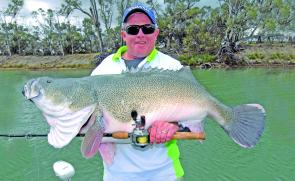Rod Mac does it again with another fine Mildura fish.