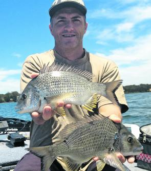 Plenty of bream can be caught at this time of year on a variety of baits and lures, but this is one of the better months if you like casting topwaters.