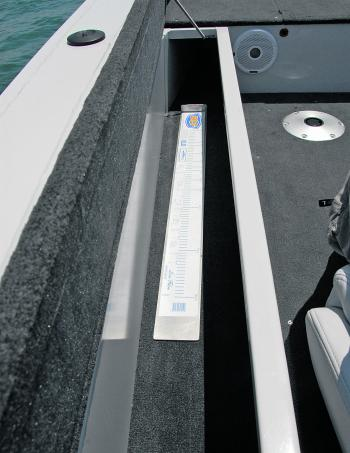A rod locker set up with hookless carpet will save you a lot of trouble.