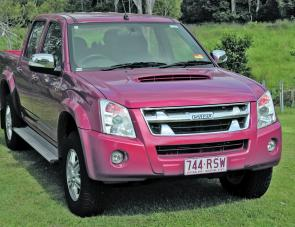 Easy lines characterise the D-Max.