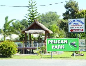 There are several parks in and around Nambucca. On the highway (and right on the Nambucca River) is Pelican Park Caravan Park, a convenient place to stay when visiting the area.