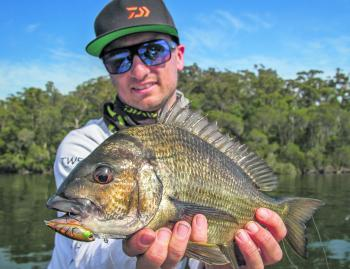 Darren Weda claimed his first victory on the ABT BREAM Tour winning the non-boater title at the Mercury presented event.