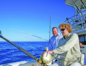 Offshore should really be firing this month with great pelagics and billfish available.