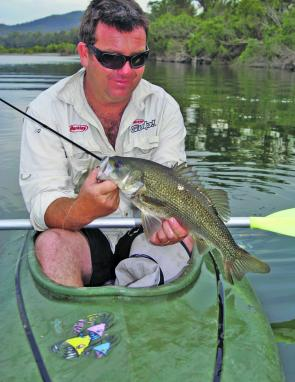 Lucky bass are still in good numbers in the Macleay, thanks to some wise management from DPI Fisheries many years ago. The author says now is time to apply these same regulations to decimated saltwater species like mulloway and bream.