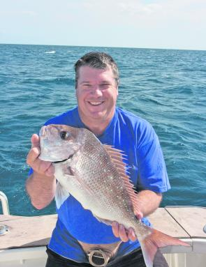 Snapper are expected to start firing in April.