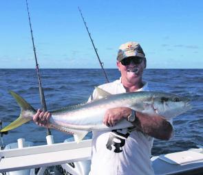 Some really nice kingfish have been taken from the deep wrecks recently.