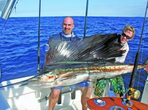 Billfish numbers should be great this season.