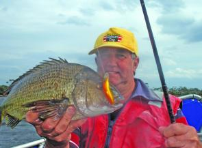 The estuary-based bream fishing should slow up over the next little while.