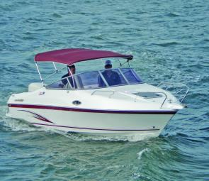 The Allison Vision 195 Sports Cruiser is the ideal compromise for the family angler.