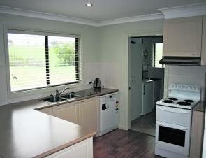 All cottages are fully self contained with well equipped kitchen and laundry facilities.