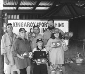 The Kingaroy Sportfishing Club performed above expectations at the Barambah Bash competition.