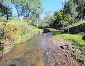 Small streams fish best in the spring months when the water is cooler. They should fish well in November before slowing down in December. As the water starts to warm up in late November, the trout will often find their way to the deeper holes where they w