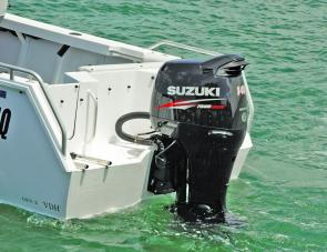 The 140 Suzuki was a top power plant for the Seahawk.