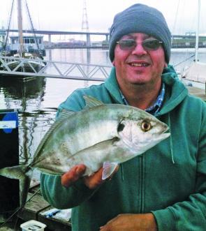 Silver trevally can be expected to offer good sport for inner city anglers during July. The piers at Docklands and Williamstown are prime locations, while the warm water outlet at Newport is also worth a try.