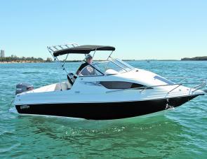 Fishing Monthly Magazines Boat Test Stejcraft Islander 580