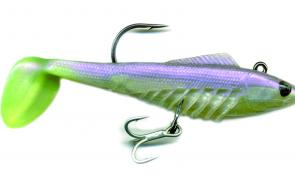 Jason Wilhelm's belly hook set up is a cracker as it is strong and reliable.