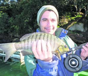 Luderick like this are bound to warm the heart of any estuary angler.