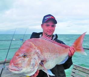 The snapper will only get better and better over the coming months, and most anglers can't wait!