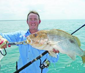 Fingermark, golden snapper or choppers will have a reduced bag limit from 10 down to 5. Now they need to work on stopping professional fishing of spawning aggregations to be really serious about it.