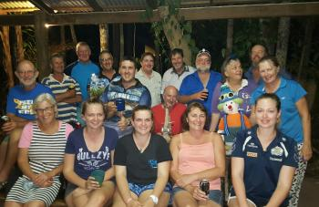 Endeavour River and Mossman Sports Fishing Clubs had a social fish at Bloomfield.