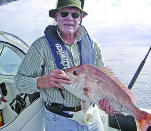 It's snapper time of year and floatlining is the way to go if you want quality fish.