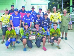 Ten teams fished the event with a weigh-in each day at the Tinny and Tackle Show at the RNA Showgrounds.