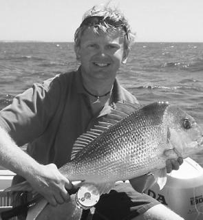 Locally the better snapper are mainly still found offshore in deep water.