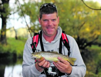 The trout fishing was great in autumn, and the signs are there for a good season coming up.