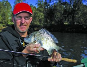 Bream numbers have been very poor – little surprise considering the number of traps and nets in the Macleay River.