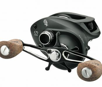 A true power reel with a tonne of drag and line capacity, the 13 Fishing Concept A3.