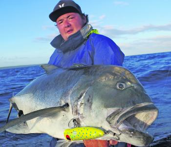 Just because you can't afford a big boat doesn't mean you can't tangle with big fish offshore.