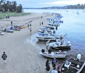 A total of 49 boating teams and 14 kayakers competed in Round 3 of the Southern Bream Series.