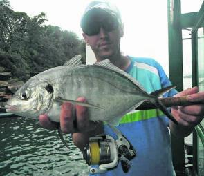 Trevally are great fun on light gear. Get out there and have some fun!