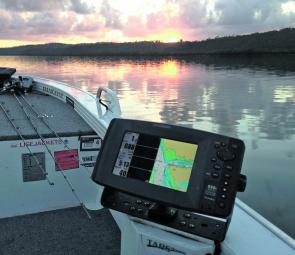 A quality sounder will be a big help in narrowing down the areas that actually hold fish.
