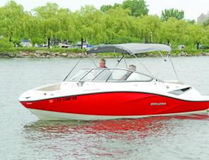 It is easy to why people are excited for the new line of boats due on the market soon.