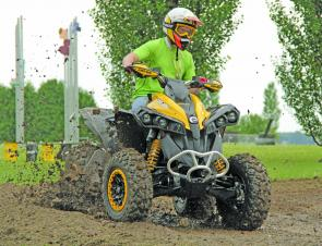 BRP's ATV range will provide thrill seekers with everything they ever wanted.