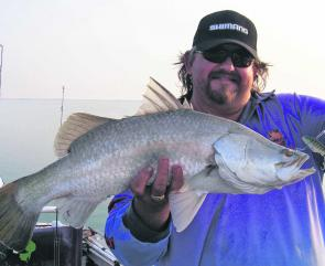 The 2013 barra season is red hot at the moment.