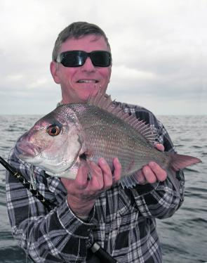 There are plenty of snapper of this size over the reefs chomping on bait and plastics.