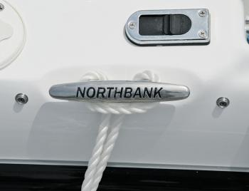Customised cleats are a nice little touch. When you buy a Northbank, you sure do know that you've bought a Northbank!