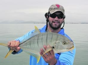 Jigging the wrecks out from Townsville is great fun and can result in some big fish.