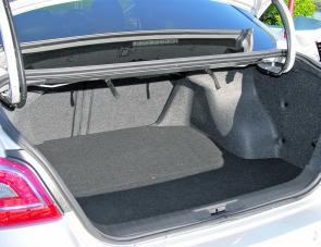 The Altima's luggage capacity can be enhancing by folding rears seats down as well if necessary.