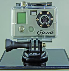 The GoPro Hero Wide can capture all the action on board any boat.