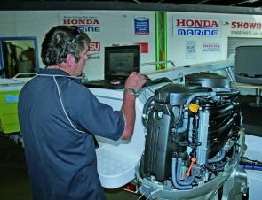 If Honda's 'Dr H' diagnostic program says you've turned the engine on 40 times in a day – you have1