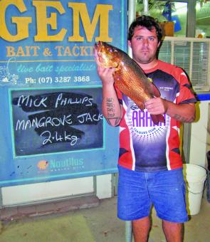 Jacks like Mick Phillips 50cm specimen will start to feed more as the water temp heats up.