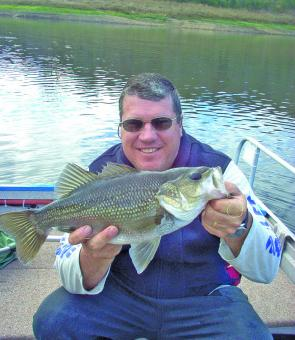 Bass numbers and their size will be on the increase through winter.