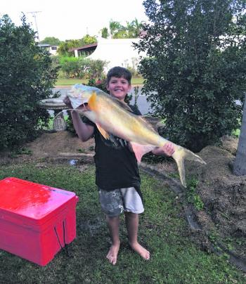 Riley with an awesome thready from a recent trip.