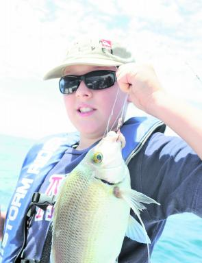 There have been plenty of reef fish off Tathra and more to come in the months ahead.