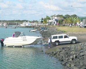 Urangan boat harbour at has two excellent ramps, each with four lanes and an adequate car park.